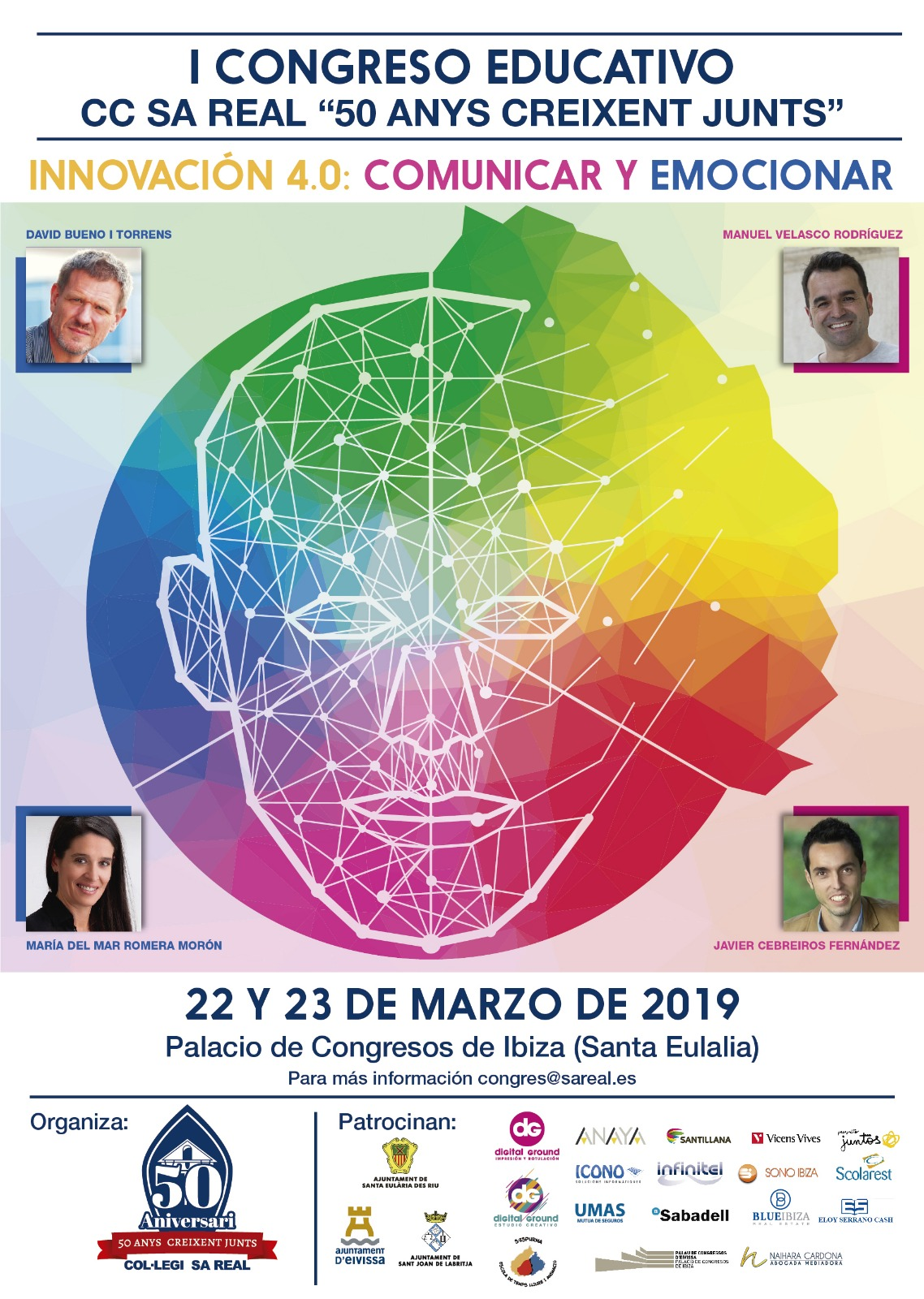 I Congreso Educativo SA REAL